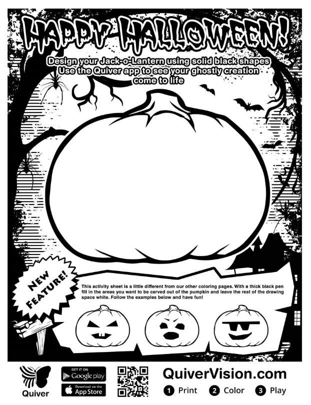 Thema Kleurplaten Halloween.Halloween Juffrouw Femke